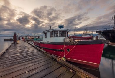 Ports, Harbours & Inland Waterways