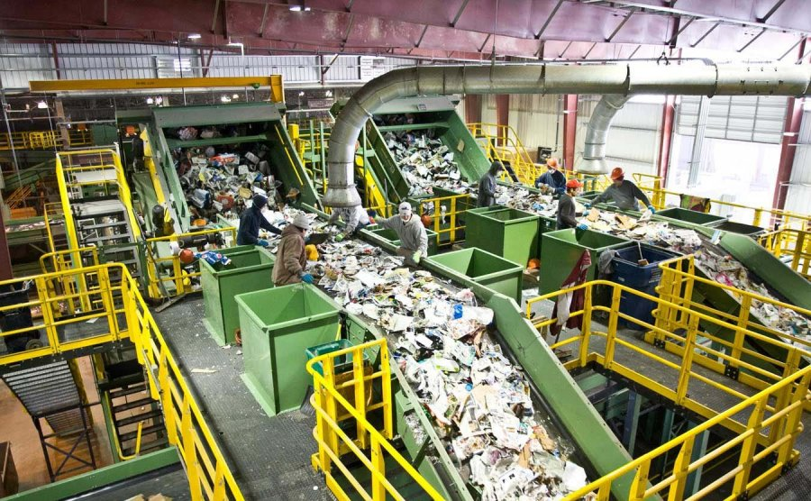Waste Recycling Plants
