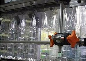 Infeed Bottle Transfer Rotor