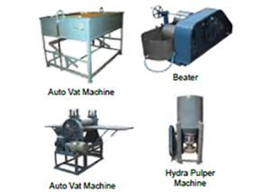 Paper Recycling Unit