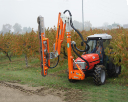 Agriculture - Pruning Machine