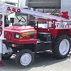 Tractor Mounted Hydraulic Rig
