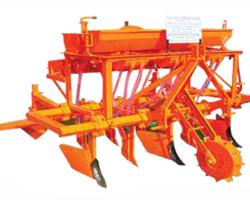 Agriculture - Zero Till Seed Cum Fertilizer Drill Machine